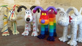 Gromit Unleashed will see 70 giant gromits fill the streets of Bristol, all in aid of charity.