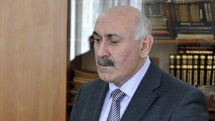 Headmaster Emirmagomed Davydov confirms that Dzhokhar Tsarnaev studied at the school in Makhachkala