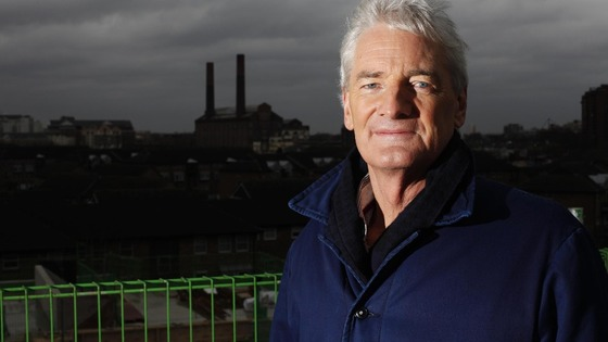 Sir James Dyson is said to be worth £3 billion according to The Sunday Times.
