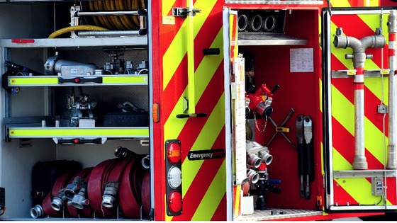 Proposals for cuts to Devon and Somerset fire service include 150 less firemen and smaller engines.
