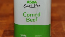 Asda's Smart Price Corned Beef