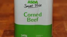 Asda's Smart Price Corned Beef
