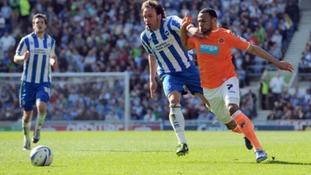 Brighton 6 - Blackpool 1