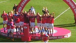 Gills win title