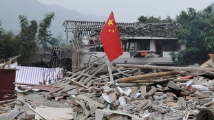China earthquake has caused devastation and despair