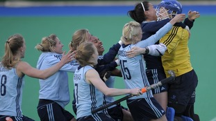 Reading ladies hockey