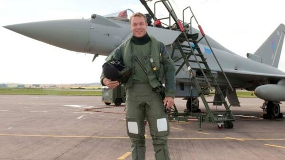 Sir Chris Hoy is to be an Ambassador and Honorary Group Captain for the Air Cadets.