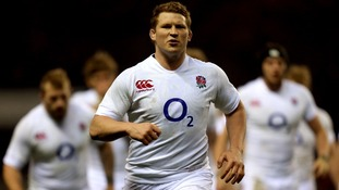 England rugby player Dylan Hartley was suspended for eight weeks over a bite