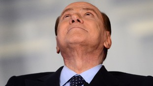 Silvio Berlusconi is in a very strong position in his on-going battle with the judges in Milan.