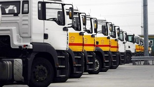 Fuel tanker strike threat