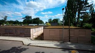 Restoration of codebreaking huts underway at Bletchley Park