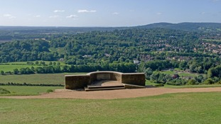 Salomons Memorial viewpoint, Box Hill