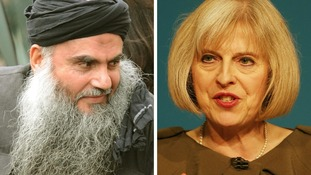 Theresa May has continued in her efforts to deport Abu Qatada.