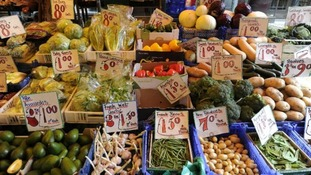 Food prices are rising and many family budgets are falling