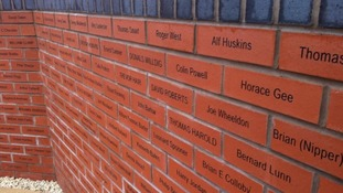 Miners' memorial officially unveiled today