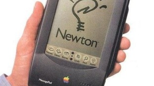 Apple's Newton handheld