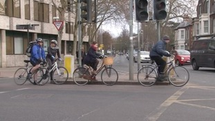 Calls for more people to cycle