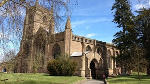 Tourism drive for churches in the Midlands
