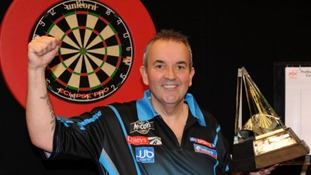 Phil Taylor is the reigning McCoy's Premier League Darts champion