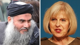 Home Secretary Theresa May has vowed to ensure Abu Qatada is deport