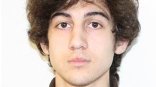 19-year-old bomb suspect Dzhokhar Tsarnaev