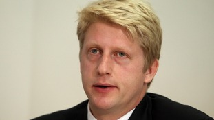 Jo Johnson, brother of London Mayor Boris Johnson