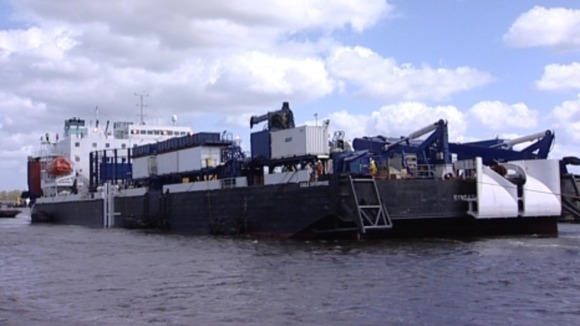 The Cable Enterprise underwent a 25m investment on the River Tees.