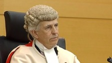 Lord Bracadale handed down an 18-year sentence to David Gilroy in the first court recorded for TV