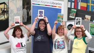 A new chapter for people in Milton Keynes