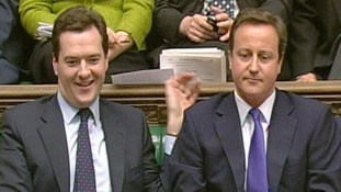 The news that the economy has growth faster than expected is welcome news for the Chancellor and Prime Minister