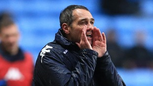 Whittingham looks to Pompey future