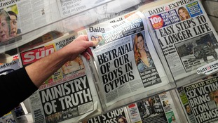 Newspaper industry rejects government regulation plans