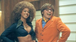Beyonce in Austin Powers: Goldmember