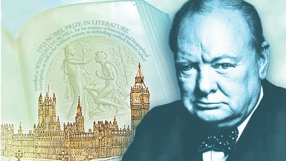 Sir Winston Churchill 5 note 