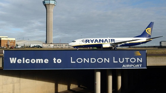 London Luton Airport wins safety award