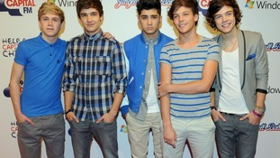 One Direction have recently had record-breaking success in the United States