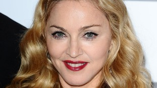 Madonna will appear on Daybreak and Lorraine tomorrow