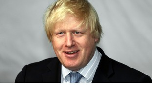 Boris Johnson Mayor of London