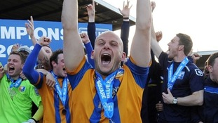 Full details of Mansfield Town's open top bus celebration route