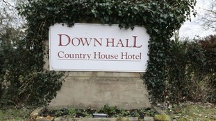 downhall country house hotel