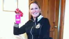 Claire Lomas will do the London Marathon in a rewalk suit