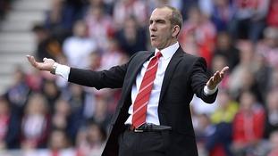 Di Canio says 'beat Villa, stay up'