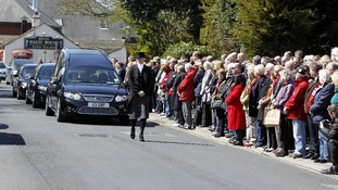 Anne Williams funeral