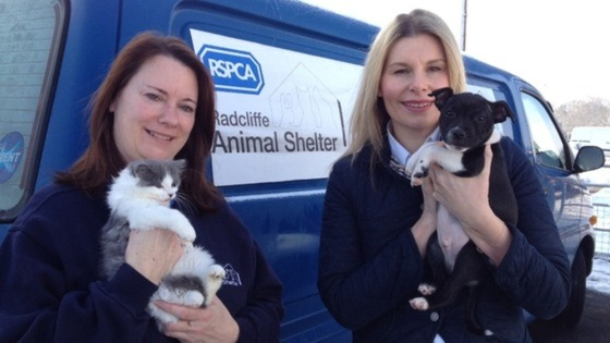 Nottingham RSPCA.