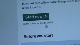 Claimants will have to apply for Universal Credit online.