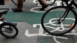 New technologies could make London cycling safer.