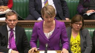 Home Secretary Yvette Cooper