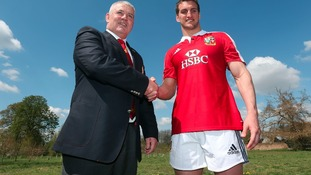 Lions 2013: Gatland names 15 Wales players