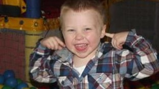 Bailey Allen, Lee-Anna Shiers' four-year-old nephew.