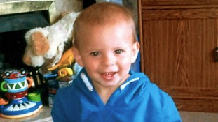 Lee-Anna and Liam's son, Charlie Timbrell, who was 15 months old.